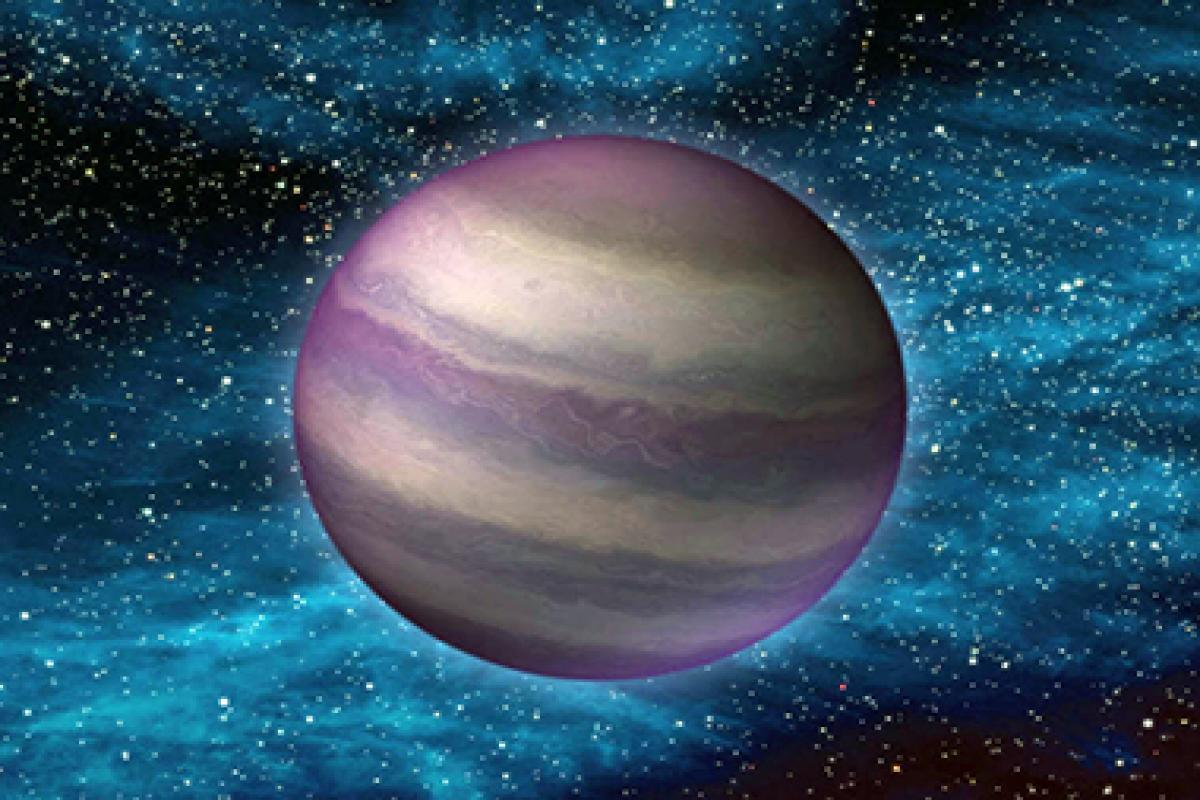Planet 10 Times Bigger Than Earth May Hide in Our Solar System