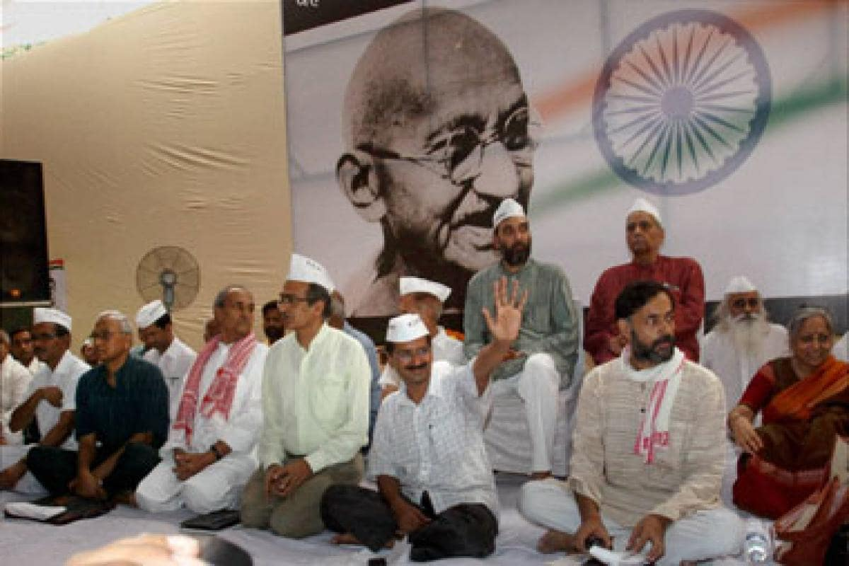 Yogendra Yadav on five years of AAP: As a moral project, it