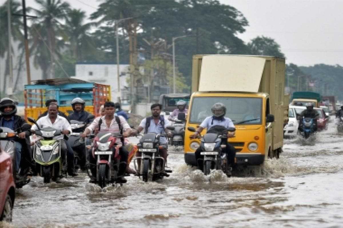 As Chennai Grapples With Erratic Weather Amateur Weather Cool Chennairains