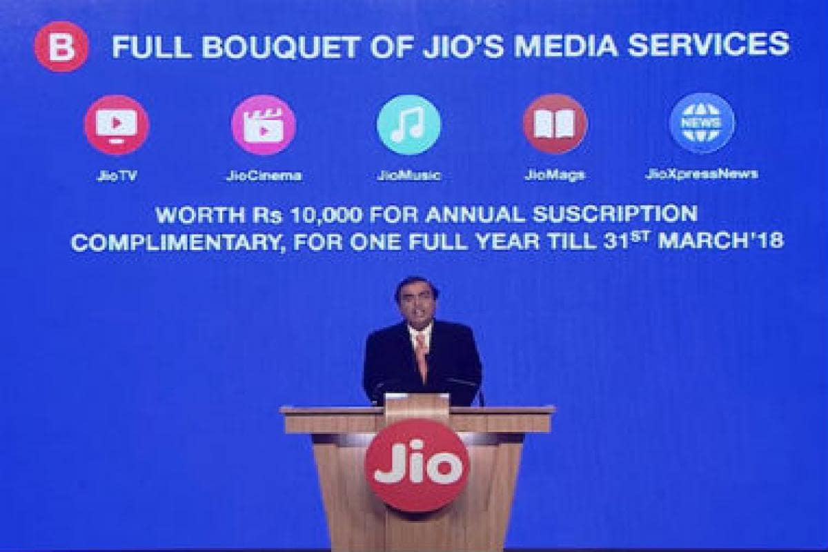 Reliance Jio launches a web version of JioTV