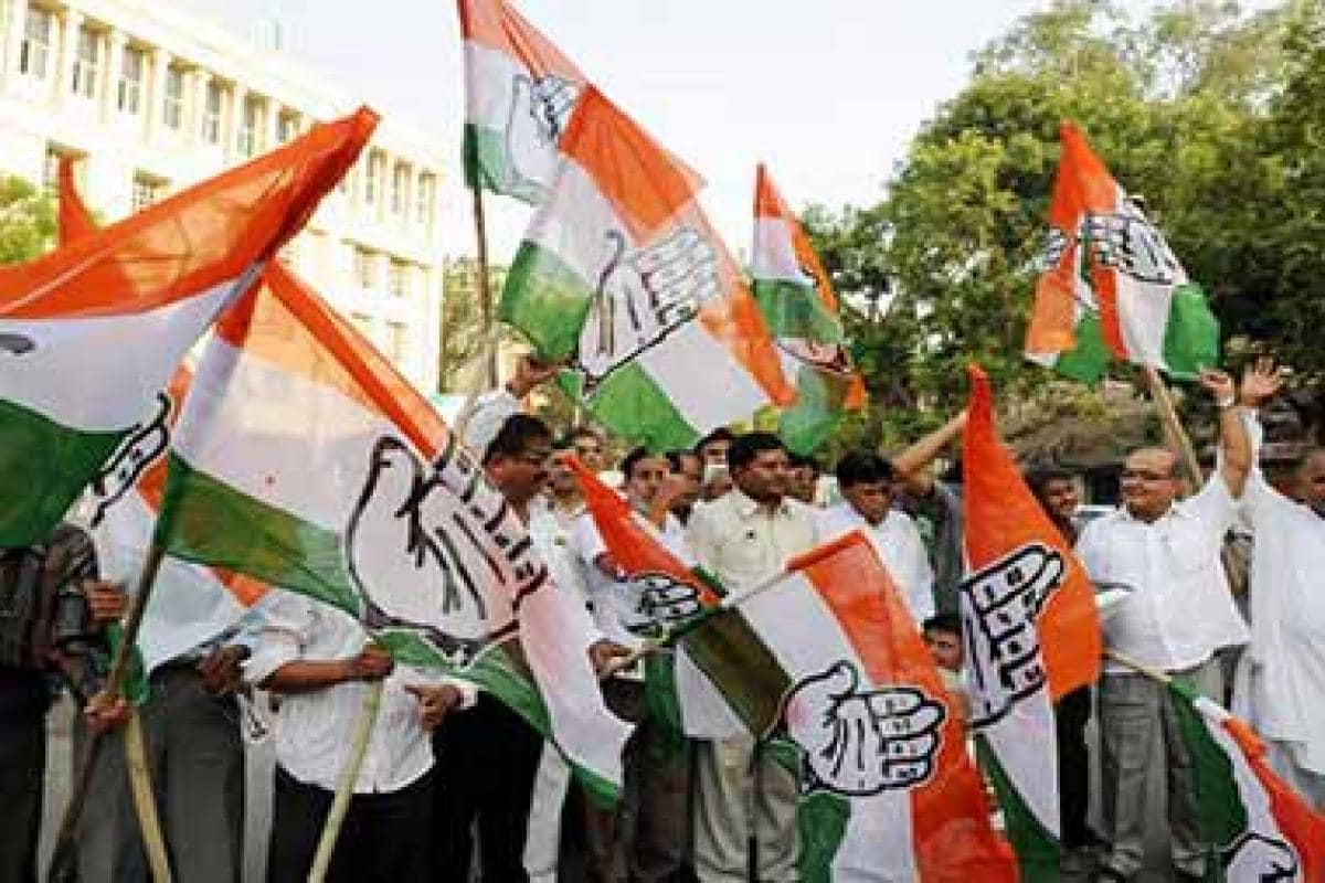 Congress can fulfil dream of a 'new India' with youth