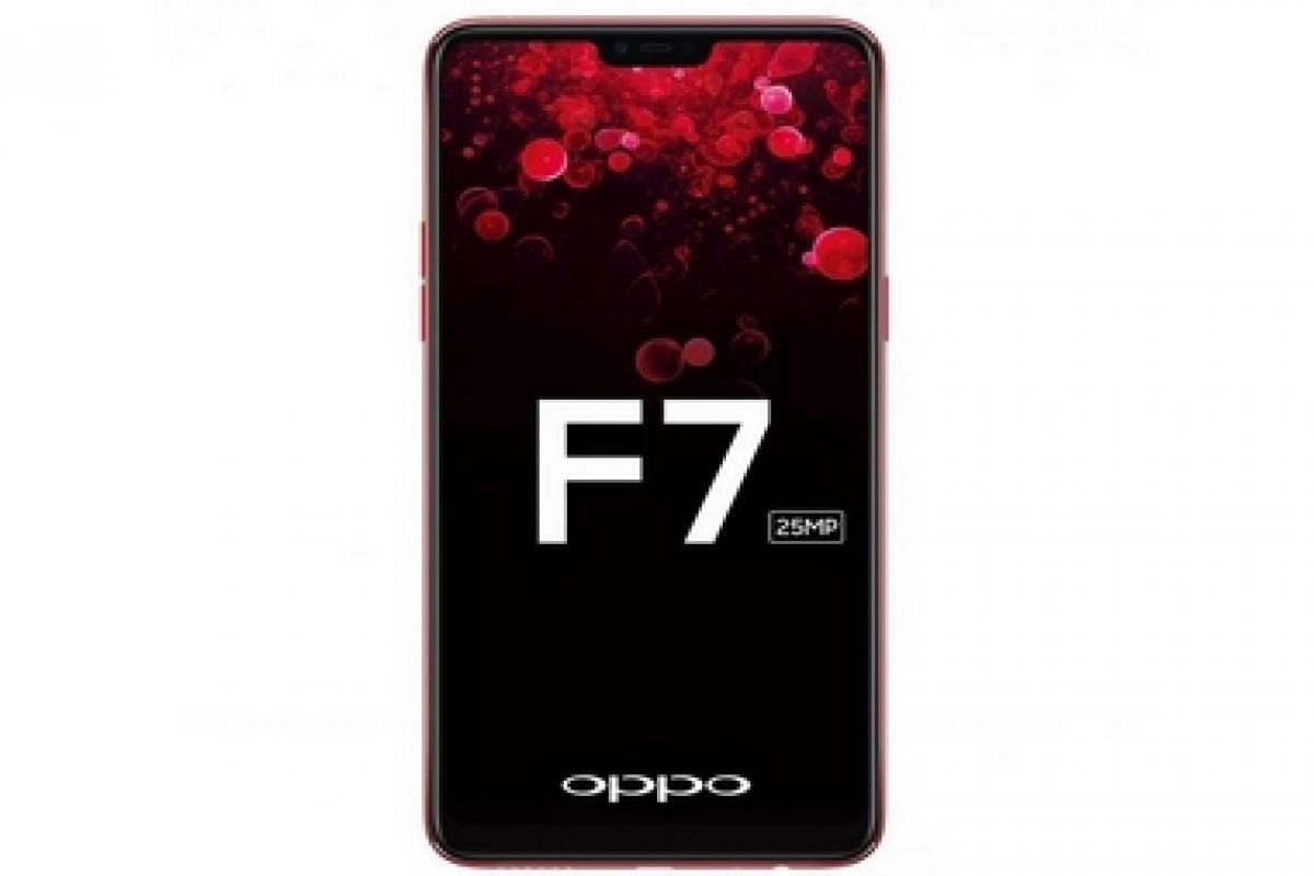 Oppo F7 featuring a 25 MP selfie camera to go on a special flash