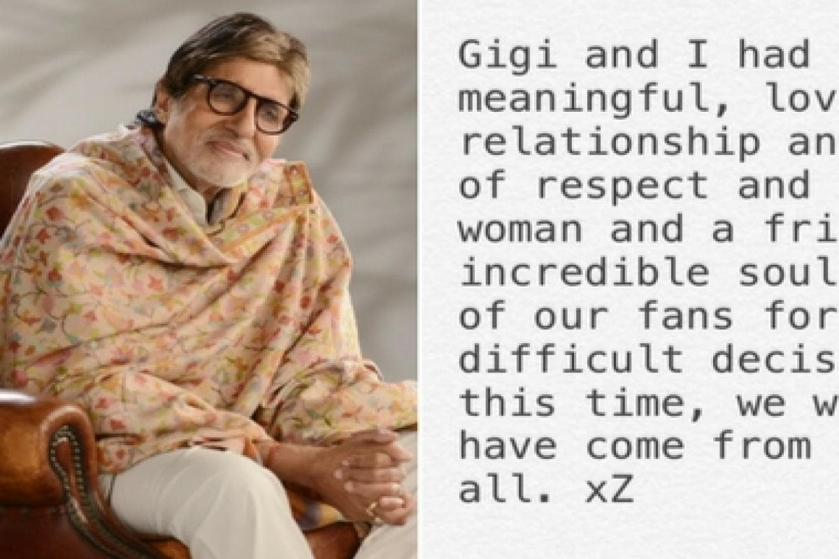 Amitabh Bachchan thanks his well-wishers