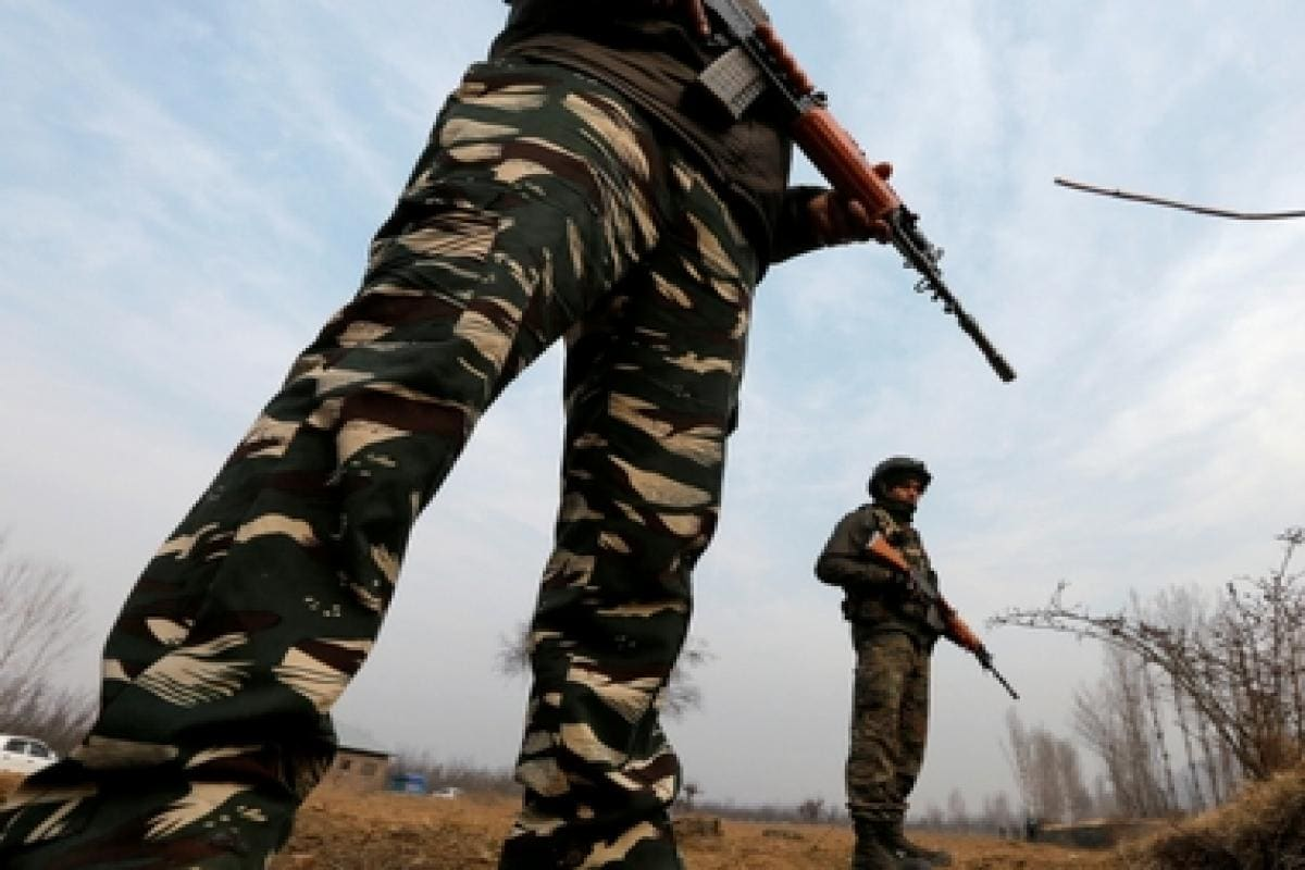 Paramilitary forces gravely dissatisfied with lack of pay