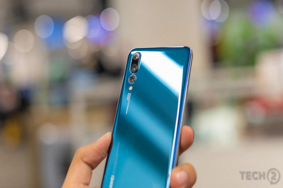 Huawei rolls out EMUI 9 update with GPU Turbo 2 to P20 Pro