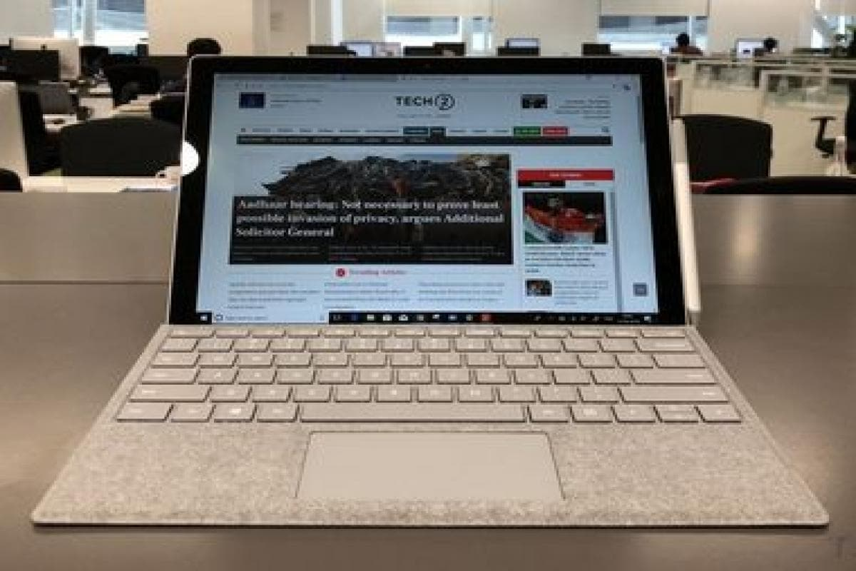 Microsoft Surface Pro (2018) review: A capable workhorse