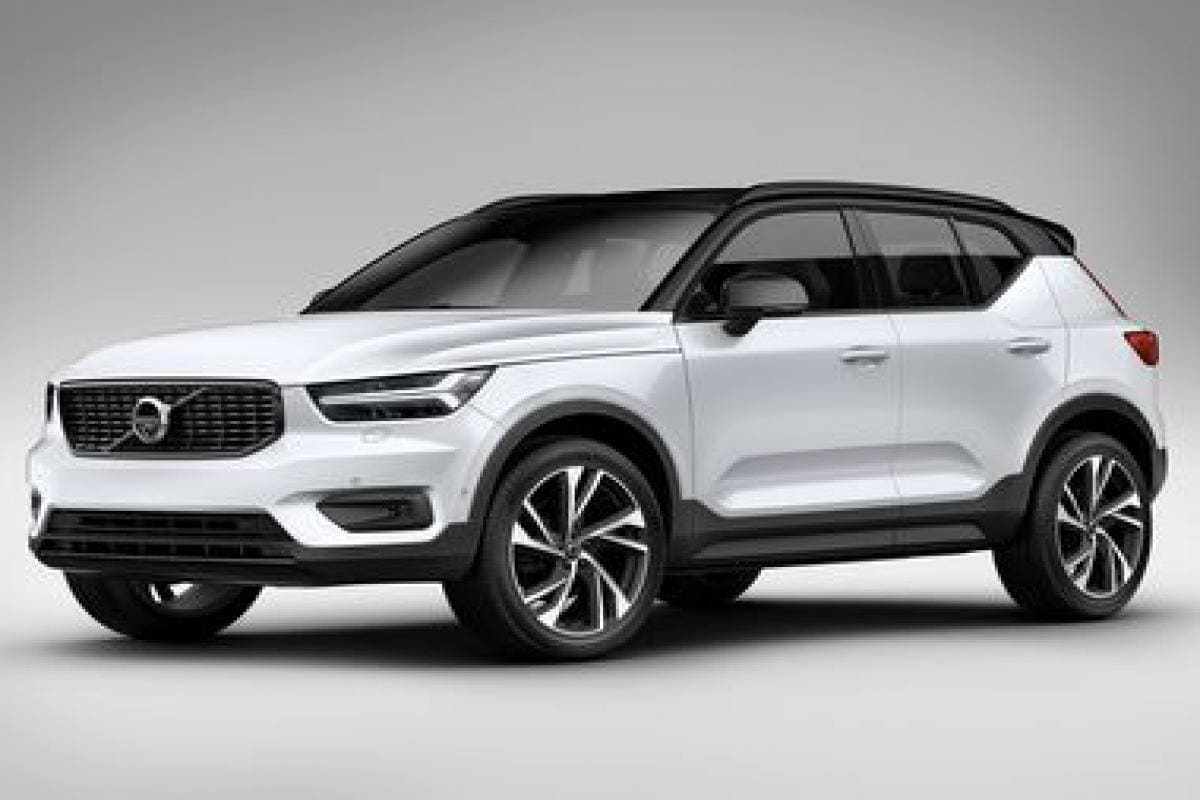 200 Down Payment Car >> Volvo Xc40 Bookings Begin For First 200 Units With Down