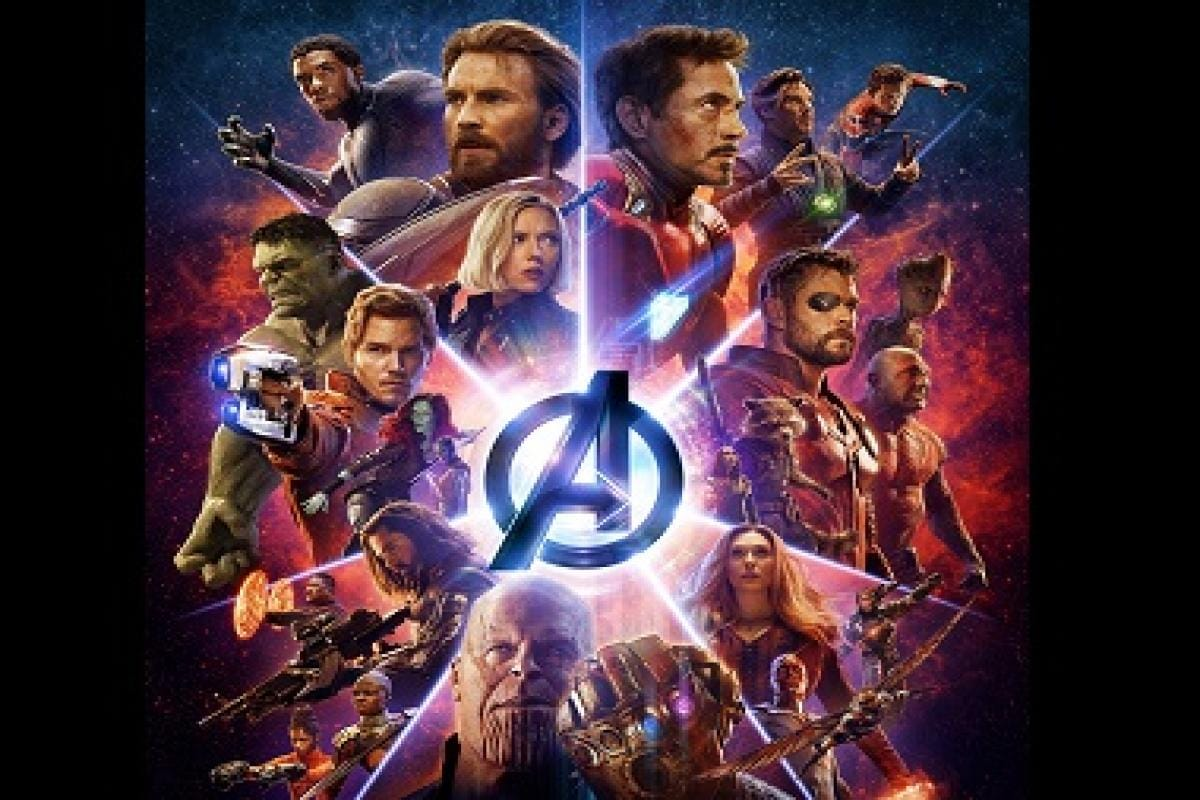 Avengers: Infinity War cements Hollywood's box office clout