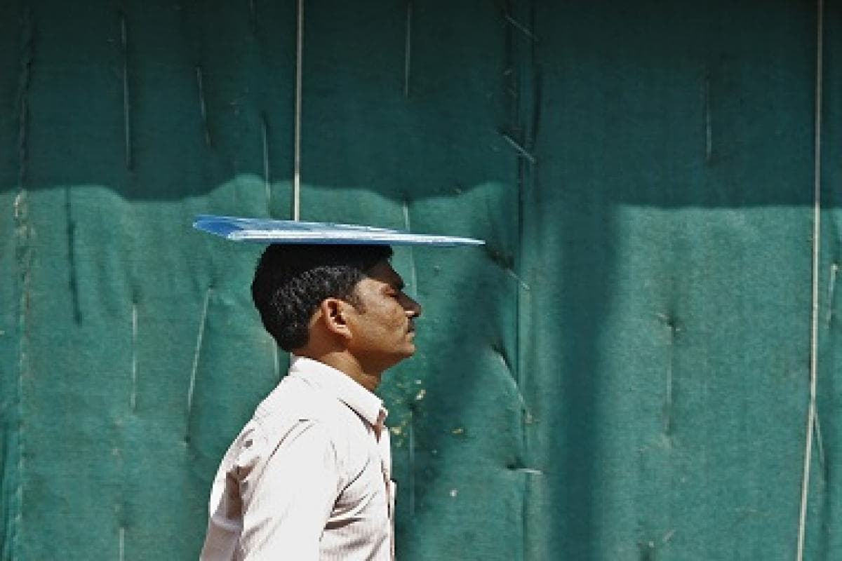 Heat waves in India: A scorching indication of where inaction on