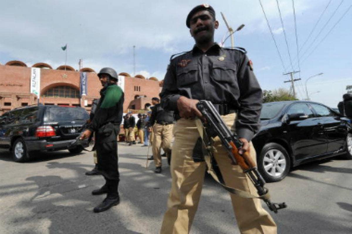 Pakistani authorities sack chief of Punjab Counter-Terrorism