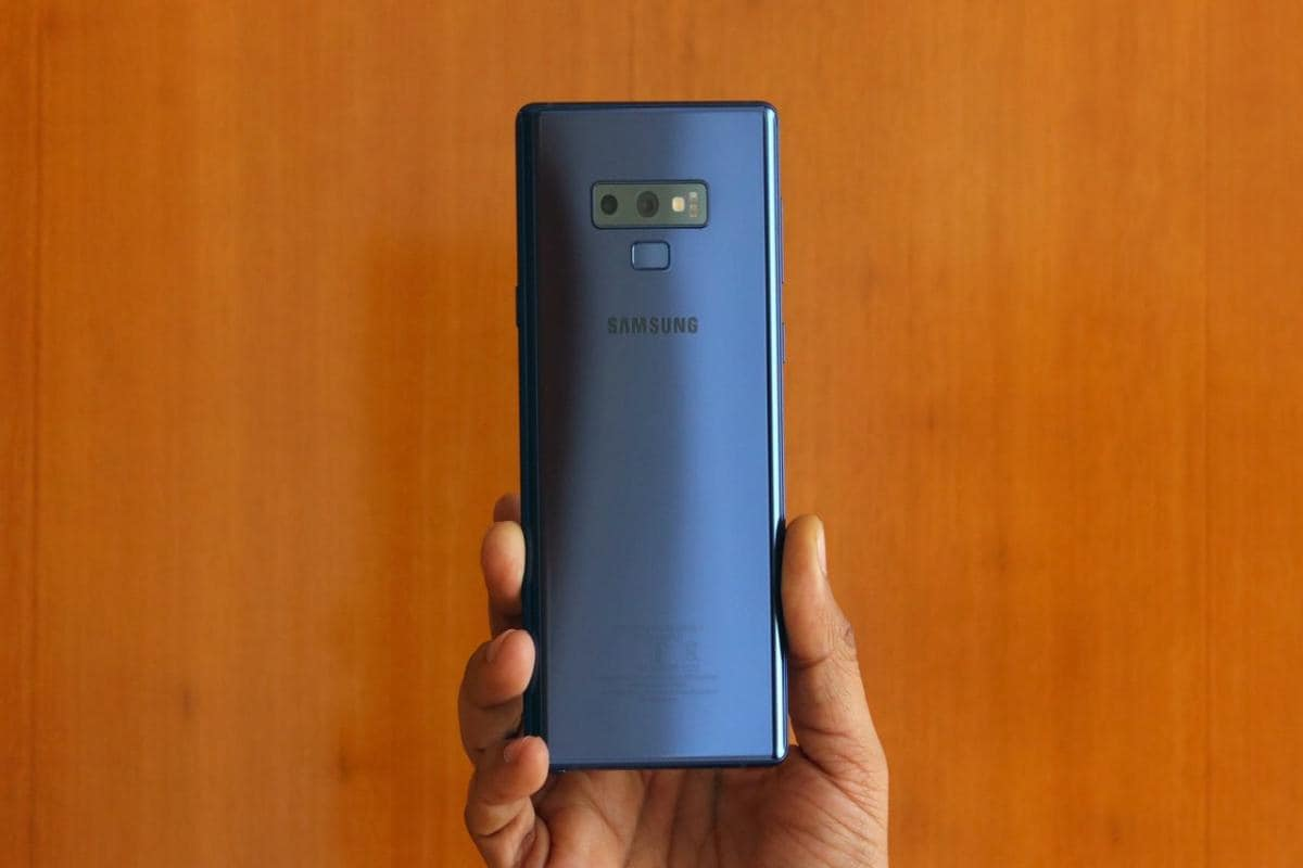 Samsung Galaxy Note 9 review: The new definition of excess- Tech