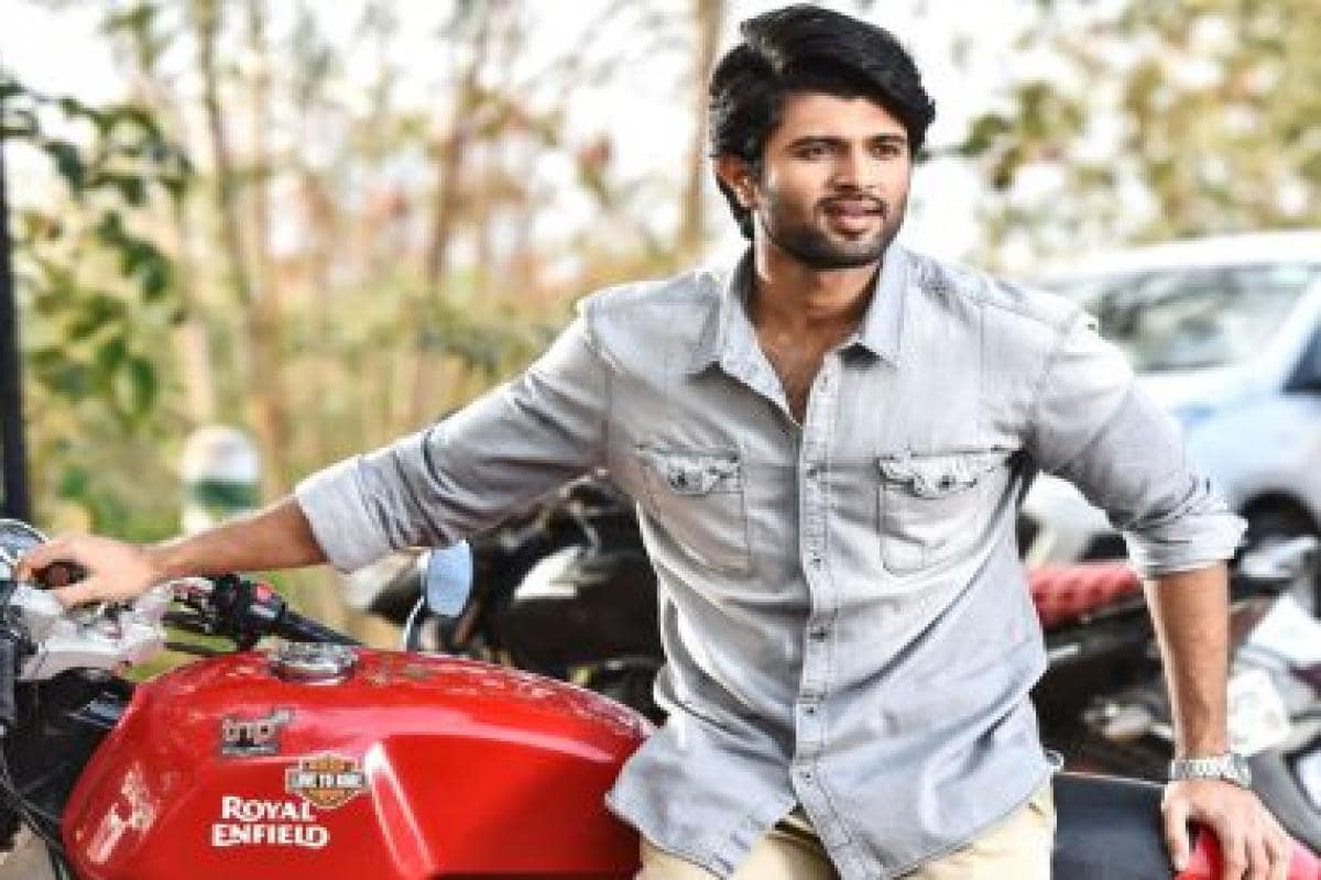 Vijay Devarakonda carves a niche for himself in Telugu cinema with