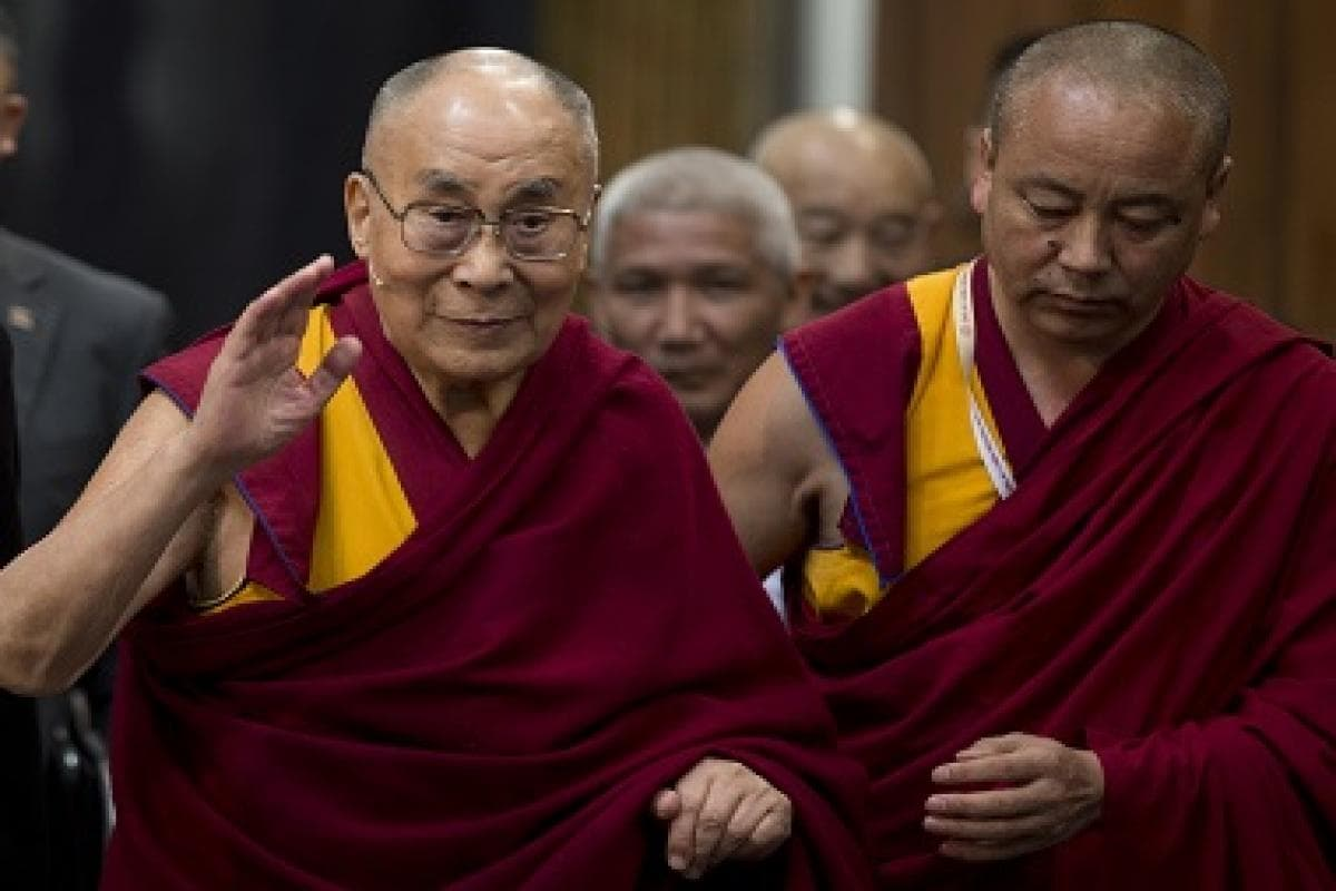 Dalai Lama says he knew of sexual abuse by Buddhist teachers since