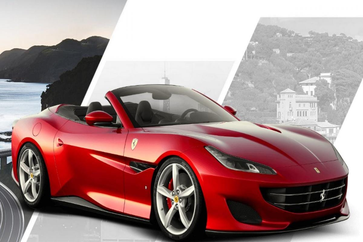 Ferrari Portofino 4 Seater Hard Top Convertible Launches In India At Rs 3 5 Crore Technology News Firstpost