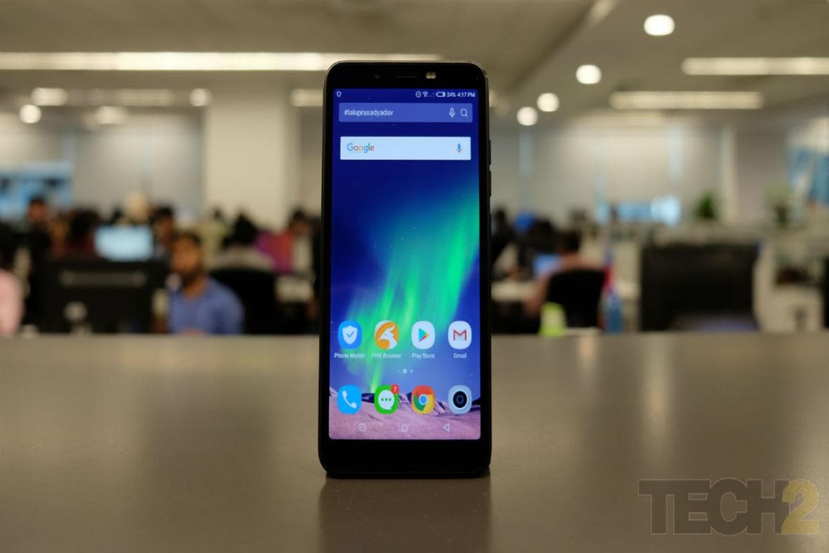 Infinix Smart 2 Review: Even good looks and battery don't