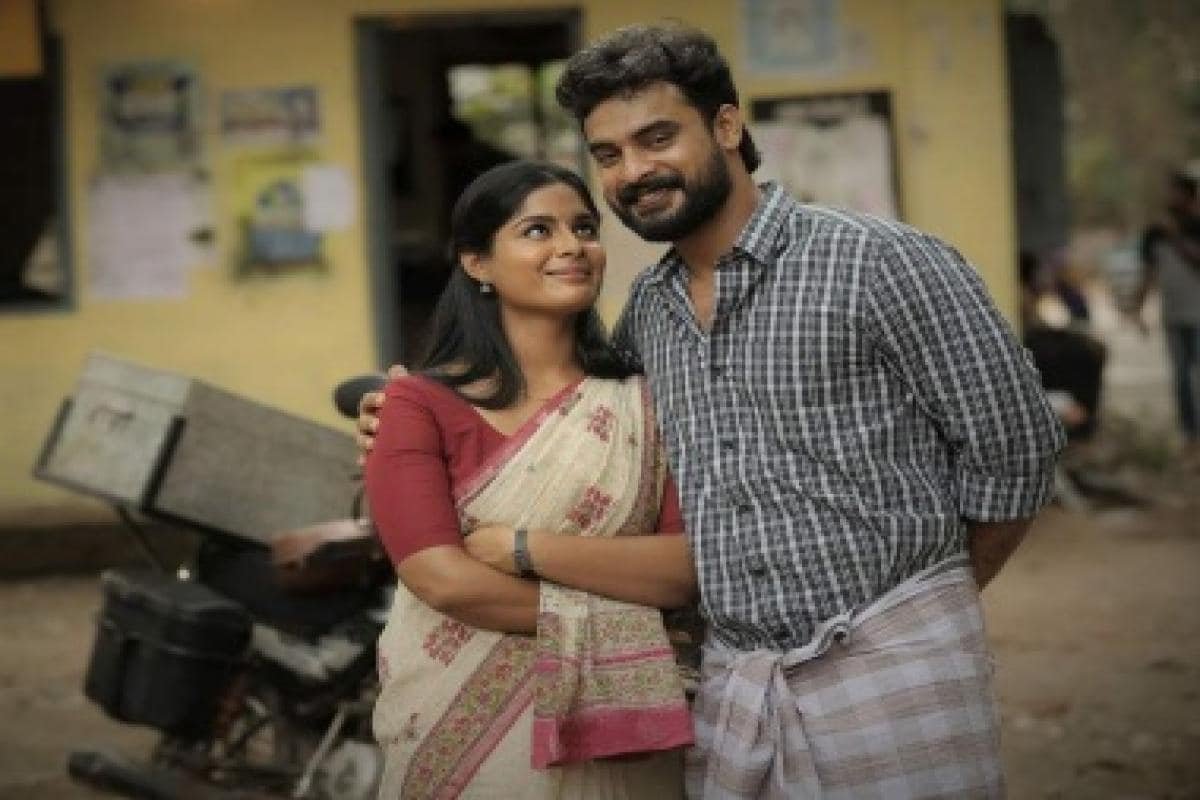 Theevandi Movie Review Tovino Thomas Romances The Cigarette In A