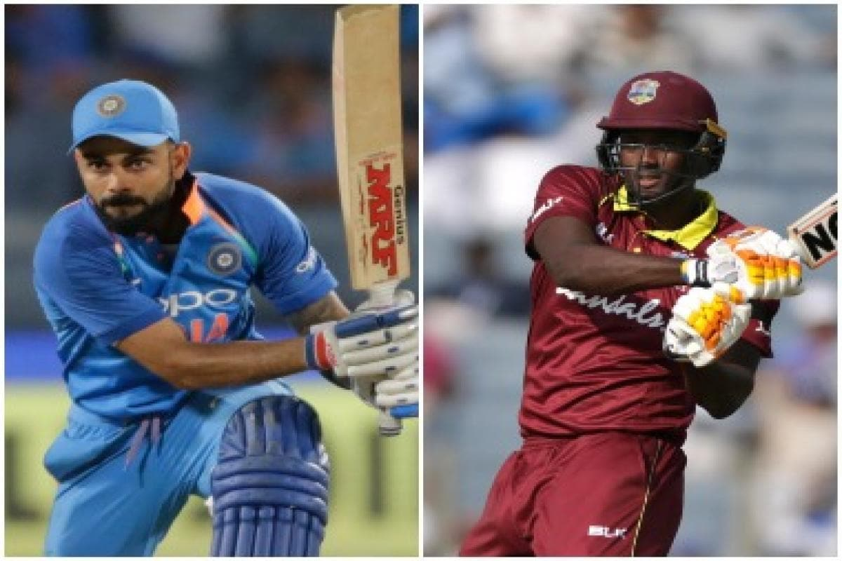 India Vs West Indies Highlights 5th Odi At