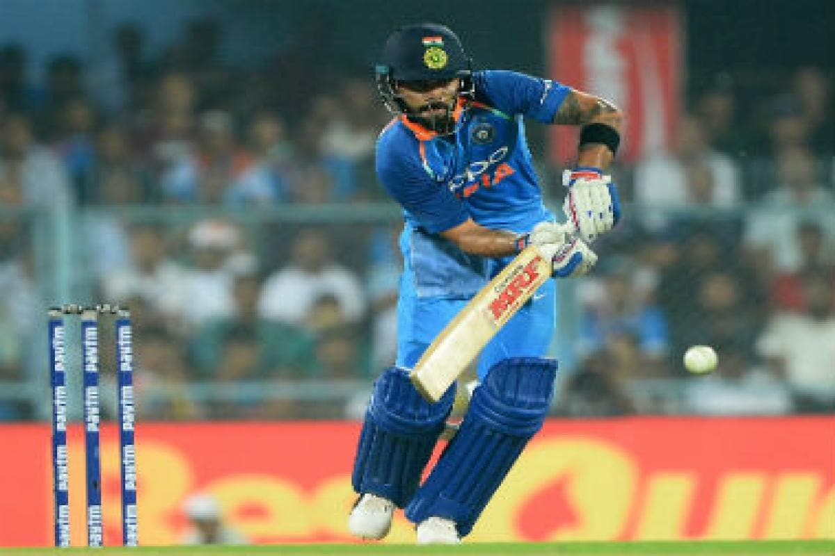 India Vs West Indies Virat Kohli S Match Winning Ton
