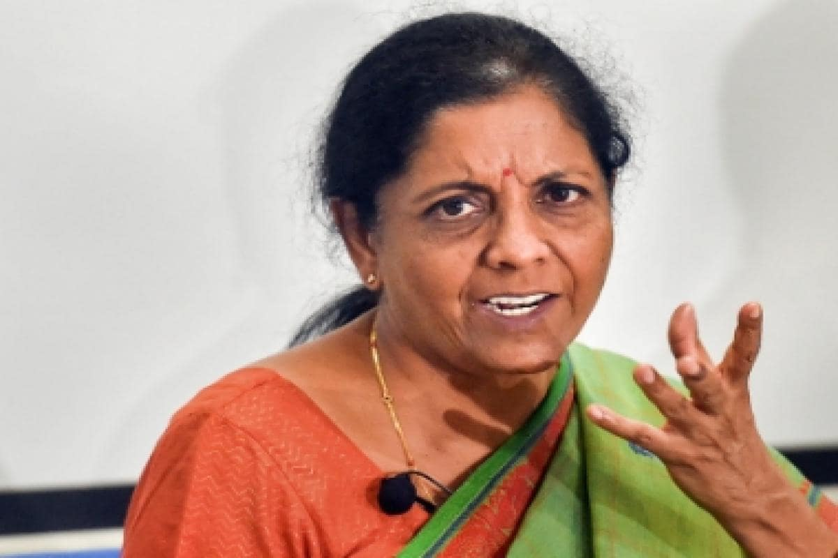 Our Govt Has No Plans Of Reducing Fuel Prices-Nirmala Sitharaman