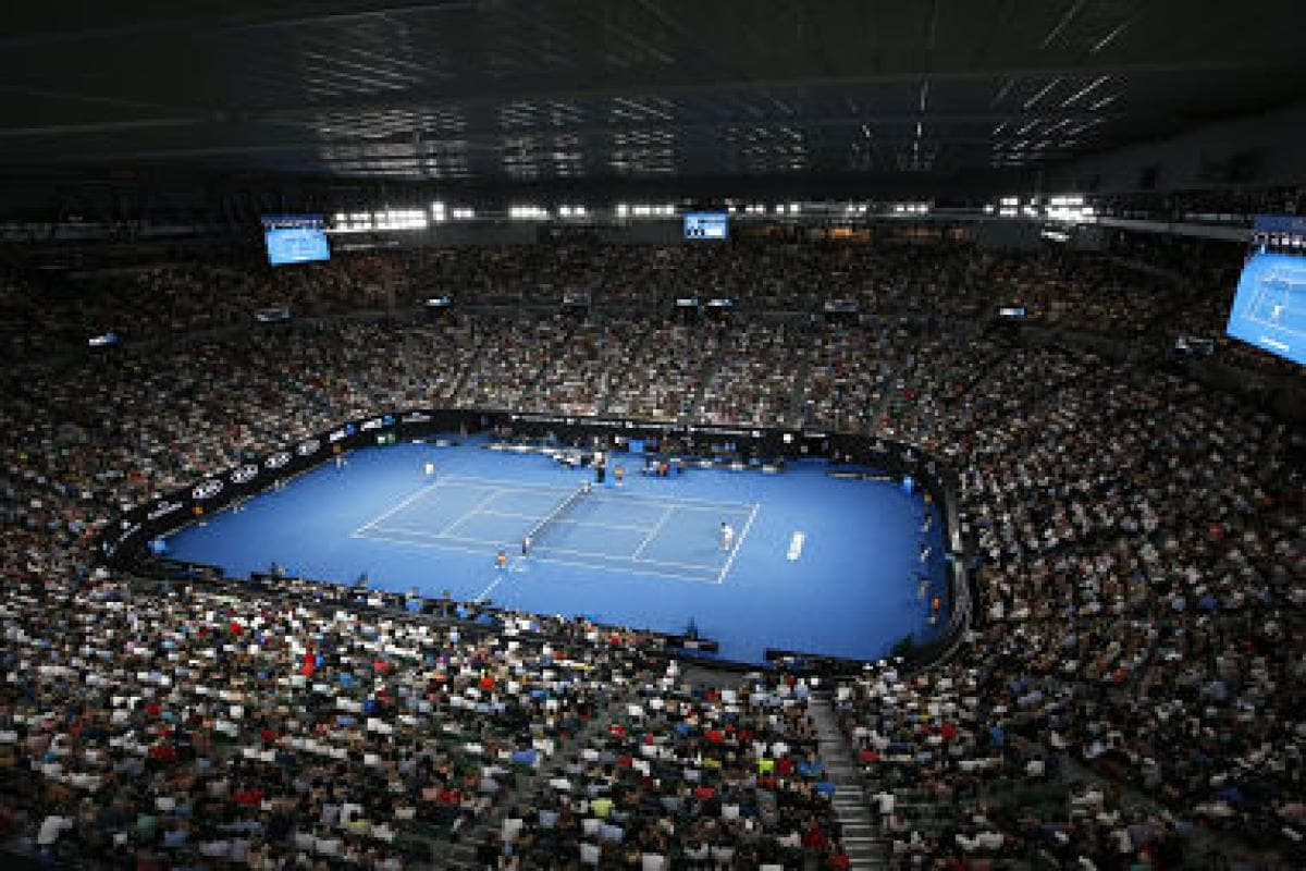 Australian Open 2020 Action To Be Confined To Stadiums With
