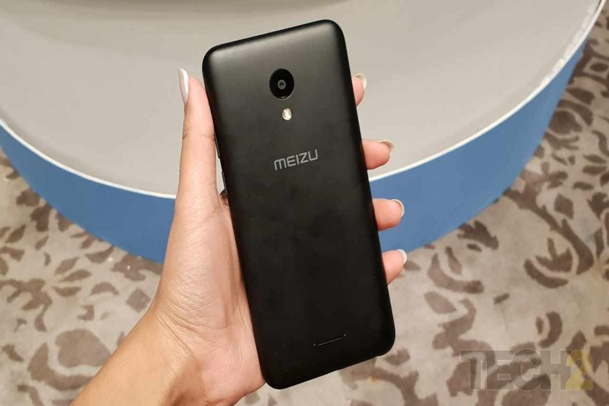 Meizu C9 first impressions: Decently priced at Rs 5,999 but