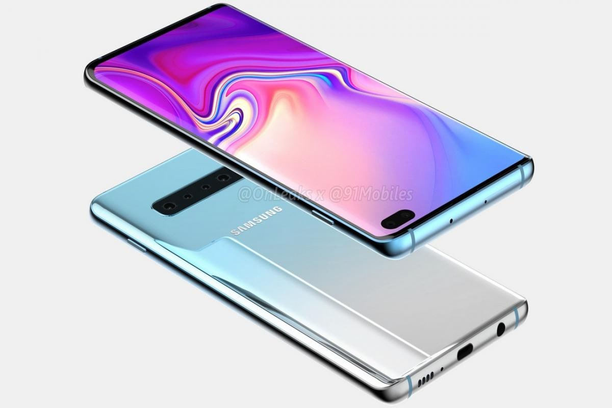 Samsung Galaxy S10+ with Snapdragon 855 shows up on Geekbench, S10