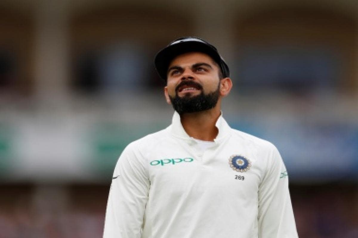 India Vs Australia Virat Kohli Says Didn T Know Where To