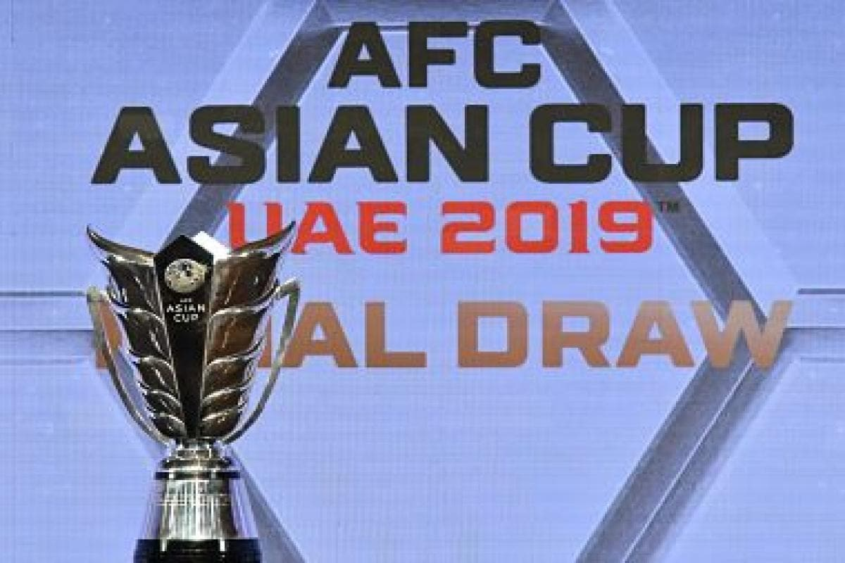 AFC Asian Cup 2019 Full Schedule: Dates, time, venues