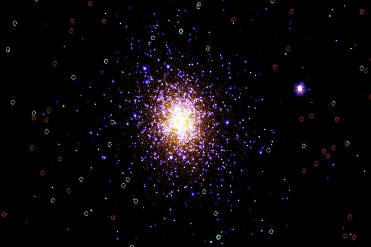 AstroSat space observatory discovers new group of stars in