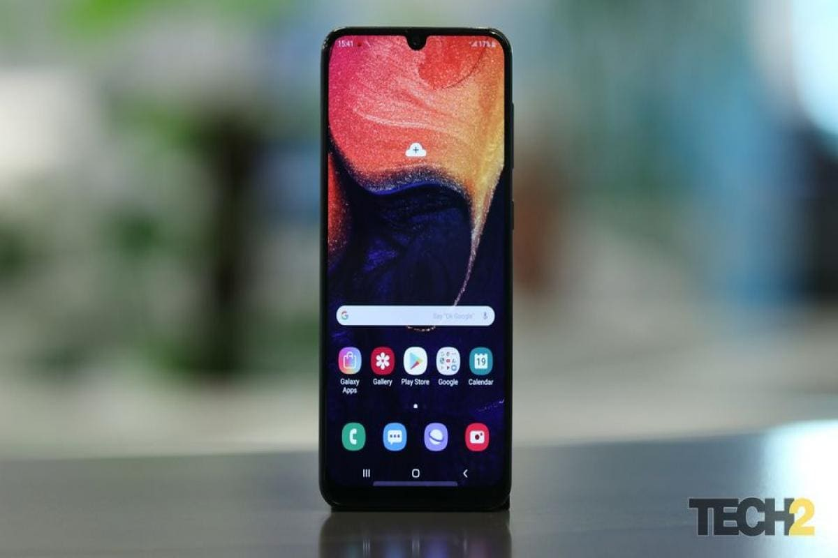 Samsung Galaxy A50 Review Amazing Display And Triple Cameras At A Compelling Price Tech Reviews Firstpost