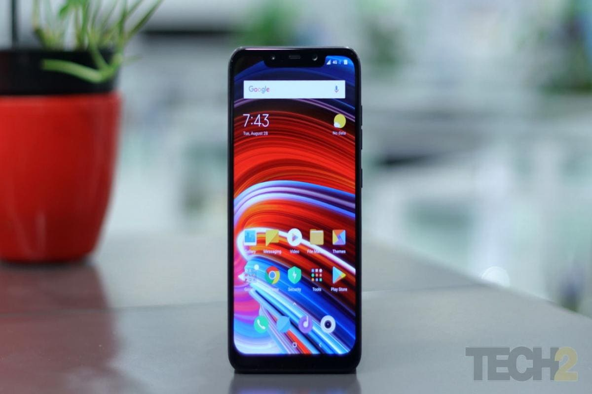 Xiaomi is recalling a few Poco F1 units owing to touch sensitivity