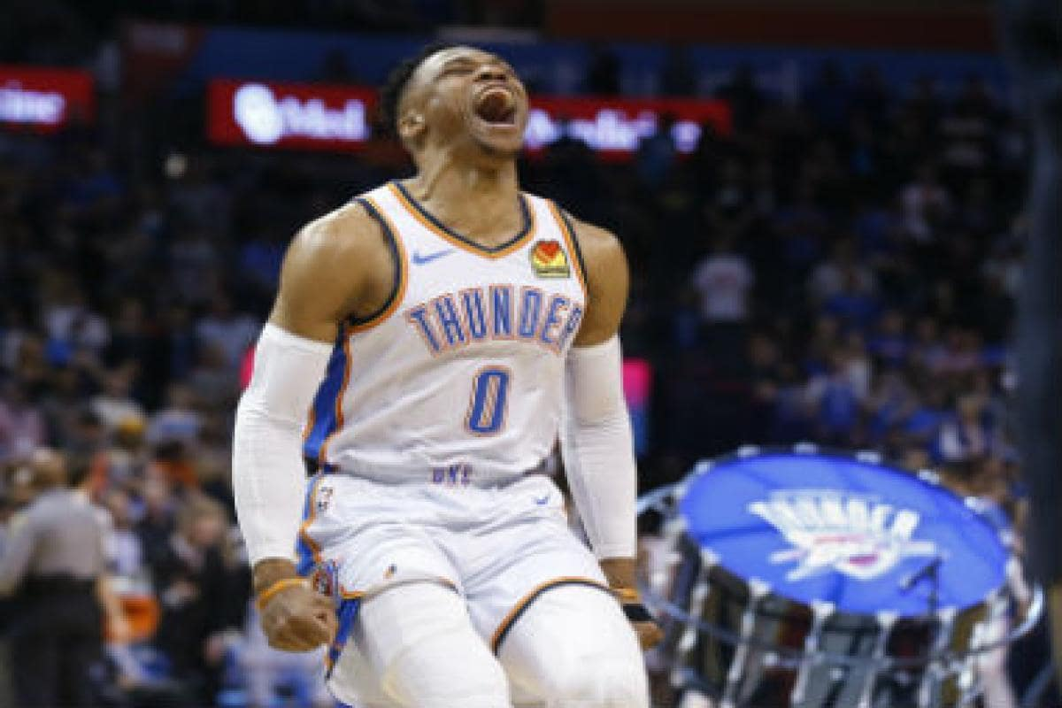 separation shoes d222b c6dec NBA: Russell Westbrook 'eternally grateful' to Oklahoma City ...
