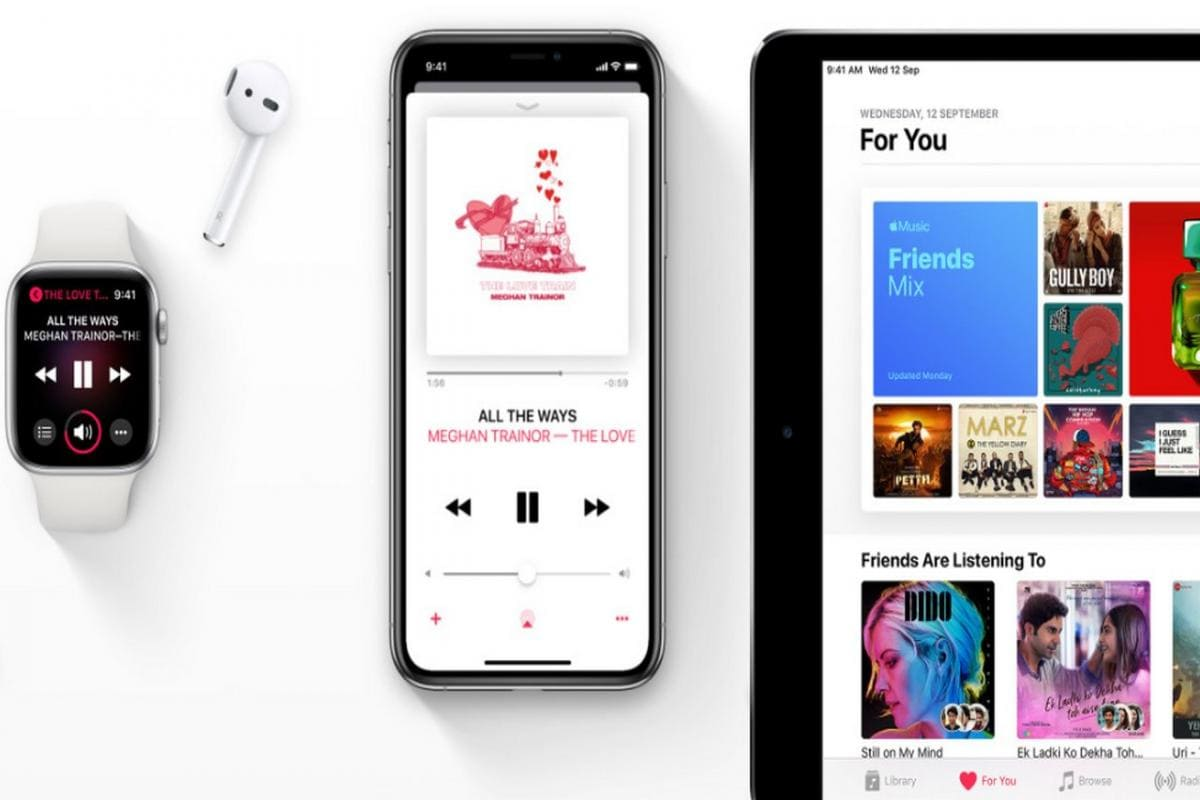 Apple Music cuts down subscription price, individual plan