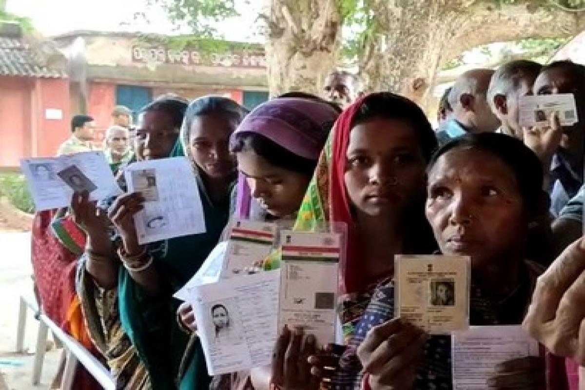 Odisha Assembly Election 2019 Voting Updates: State registers 32 82