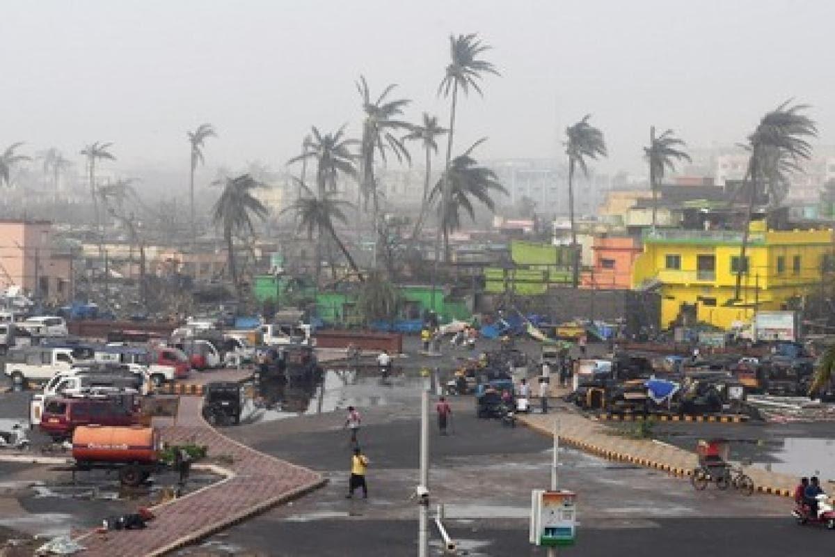 Five killed as Cyclone Fani hits Bangladesh after battering