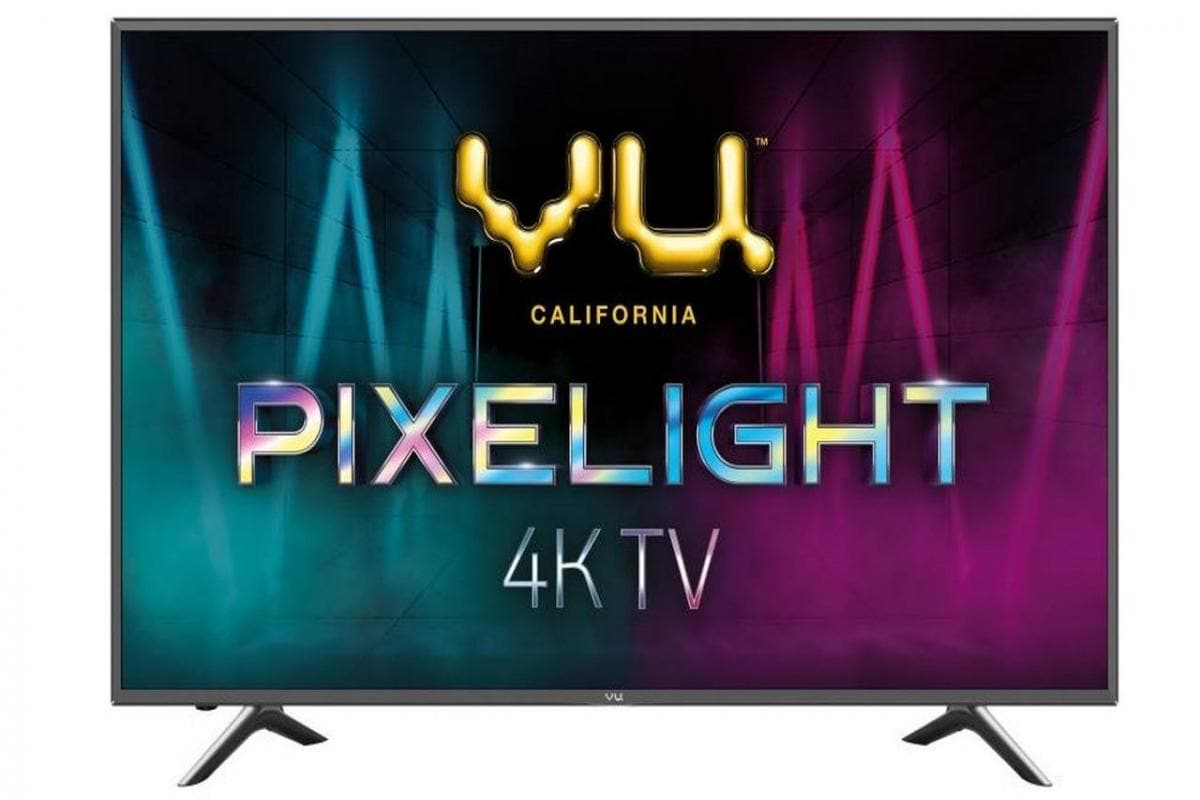 Vu Pixelight 55-QDV 4K LED TV Review: An unusual alternative