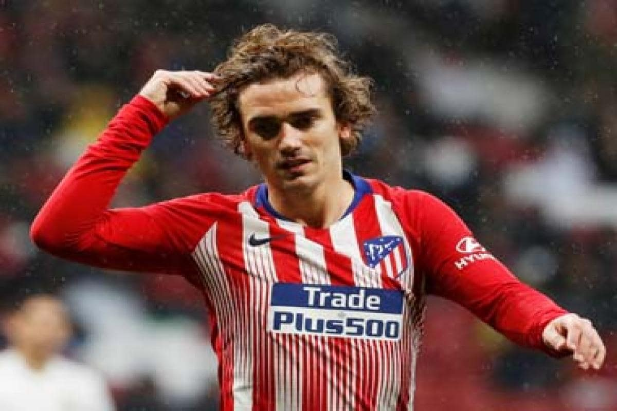 best sneakers 717c1 4b4ae LaLiga: Barcelona sign Antoine Griezmann on five-year ...