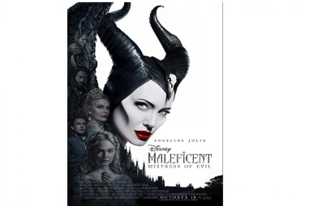 Maleficent Mistress Of Evil Movie Poster 3 Of 10 Imp