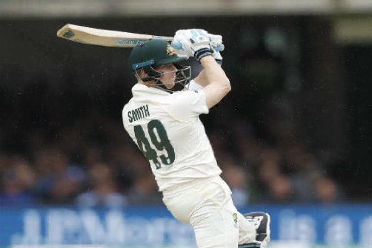 Ashes 2019 Steve Smith Out For 23 In First Innings Since Being