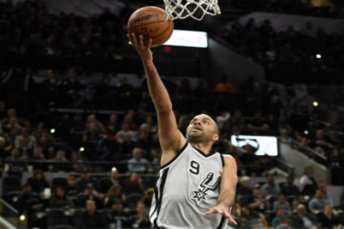 buy popular a7c47 14de7 NBA: San Antonio Spurs to honour Tony Parker in November by ...