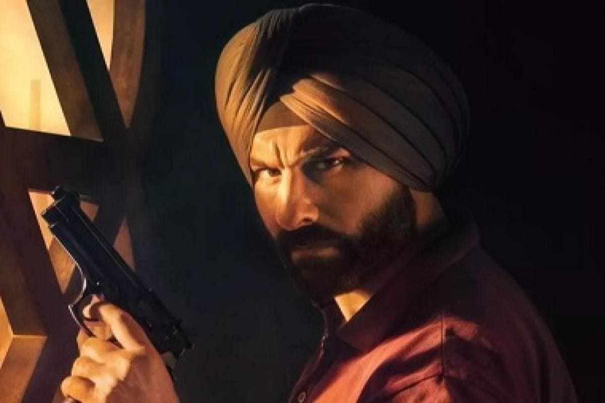 Saif Ali Khan on Sacred Games 2: Second season is quite