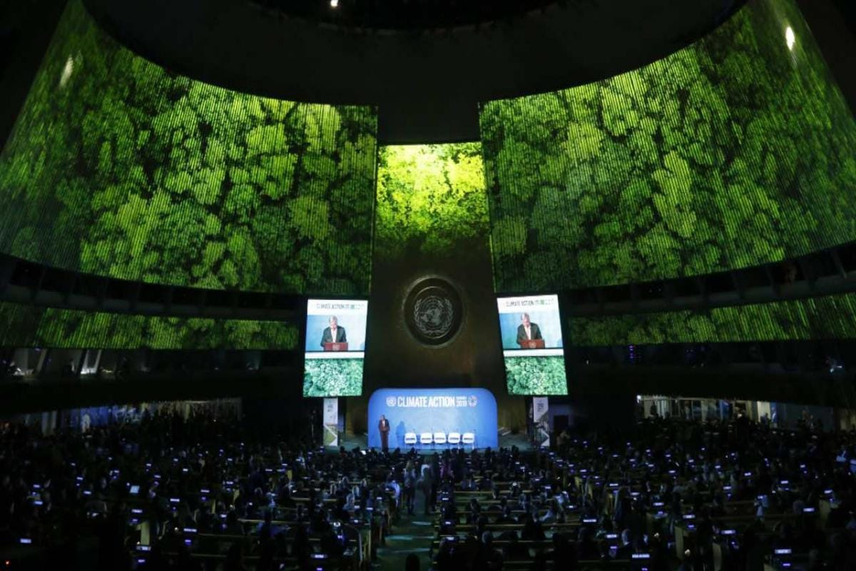 Image result for The companies behind PlayStation, Xbox, Angry Birds, Minecraft, Twitch and other video games and platforms pledged Monday at the UN to level up efforts to fight climate change and get their throngs of users involved.