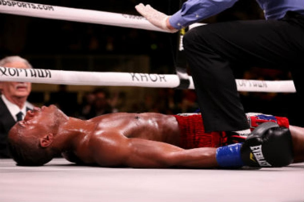 Us Boxer Patrick Day Dies Four Days After Sustaining Brain