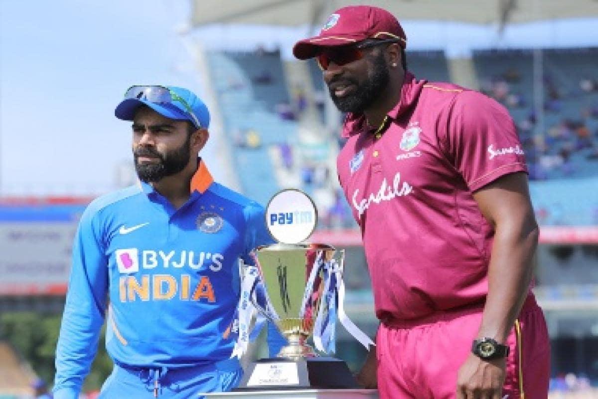 India Vs West Indies Highlights 2nd Odi At Visakhapatnam
