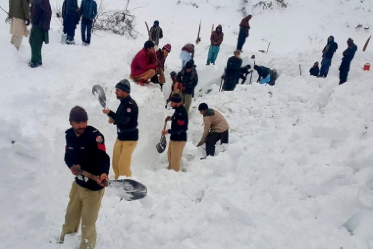 Image result for Girl Found Alive from Avalanche After 18 Hours