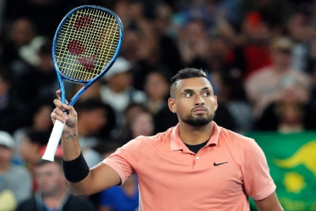 Australian Open 2020 Nick Kyrgios Says He S Playing For A