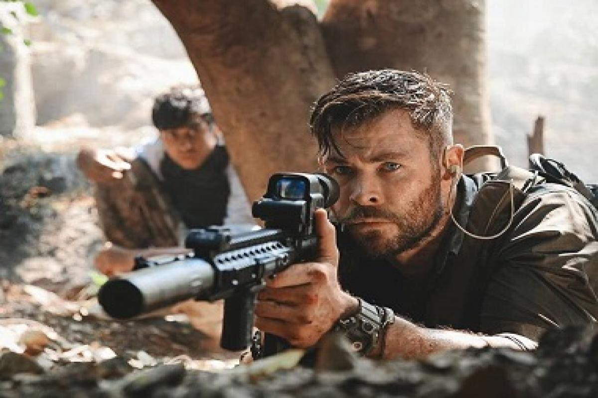 Extraction movie review: Chris Hemsworth's Netflix film marries ...