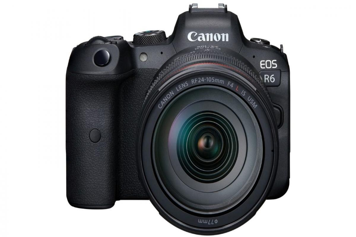 Canon EOS R20, EOS R20 full frame mirrorless cameras launched in ...