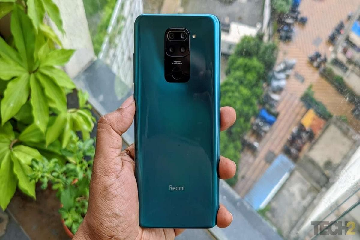 Redmi Note 9 Review A Basic Note That Could Do With A Little Love Tech Reviews Firstpost