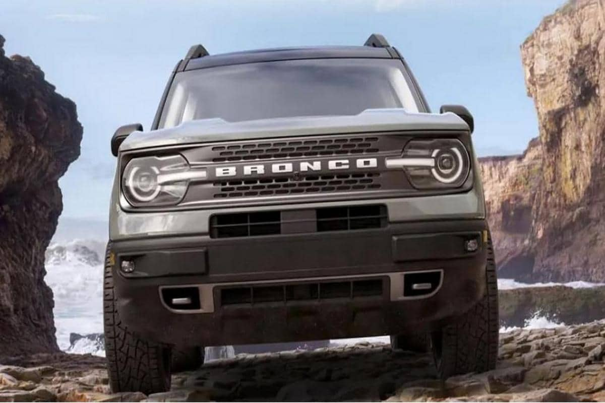 Ford Bronco 2021 Unveiled In A 4 Door Version Here Is All You Need To Know Technology News Firstpost